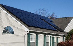 Residential Roof Mount Solar Panesl